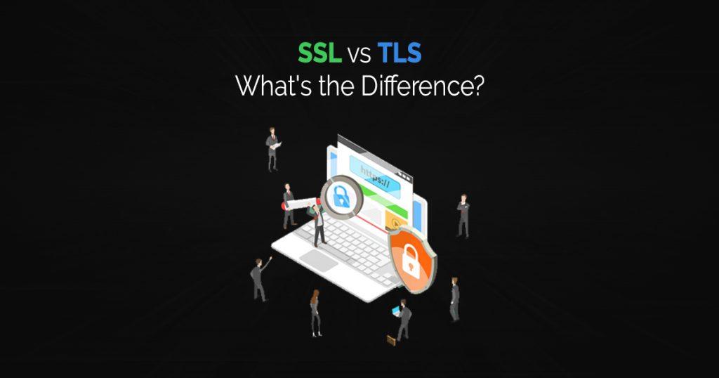 SSL vs TLS - What's the Difference? - ProxyAqua