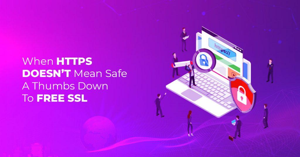 Avoid Free SSL - SSLMagic