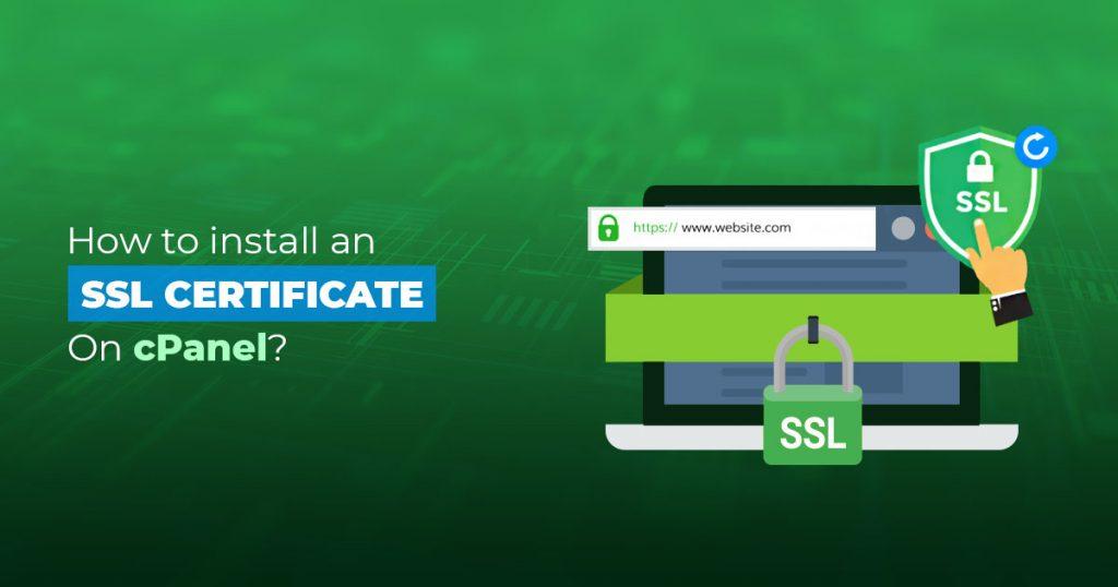 SSLMagic - Install an SSL certificate on cPanel
