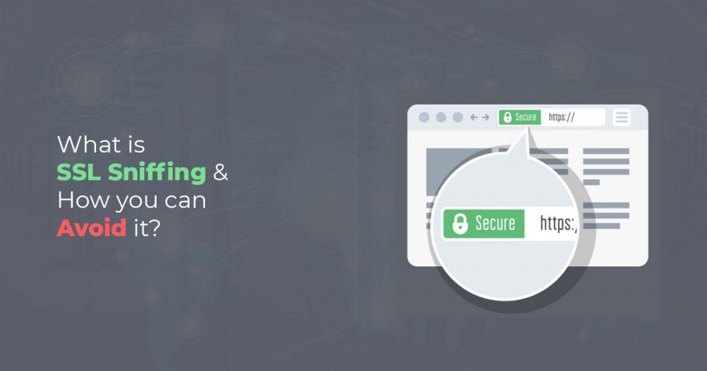 SSL Sniffing - SSLMagic
