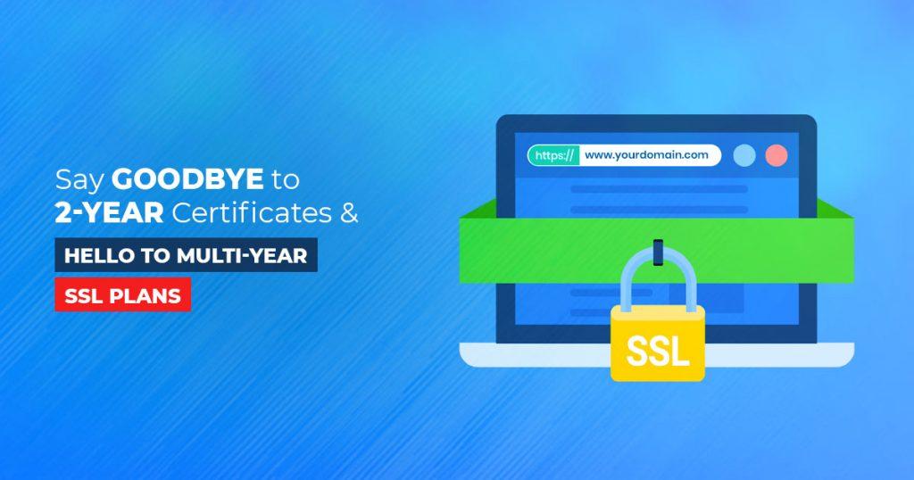 2-Year Certificate - SSLMagic